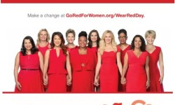 This Friday is National Wear Red Day
