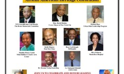 3rd Annual African American Heritage Reception