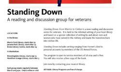 Veterans Book Discussion