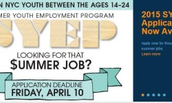 2015 Summer Youth Employment Program (SYEP)