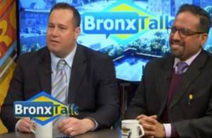 Bronx Republican leaders: Michael Rendition and Juan Carlos Polanco, Esq.