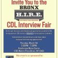 Bronx_HIRE_CDL_Interview_Flyer