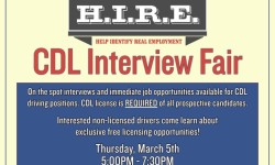 Bronx H.I.R.E CDL Interview Fair