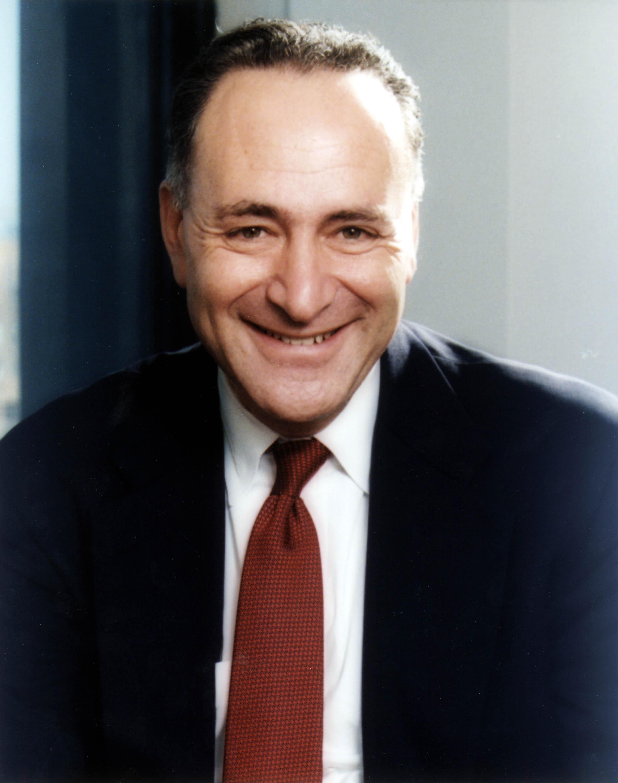 Senator Charles Schumer- Opposes treaty