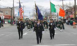 The Bronx Celebrates Saint Patrick's Day in Throggs Neck