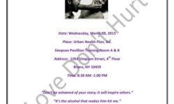 DOMESTIC VIOLENCE FORUM, 3/18