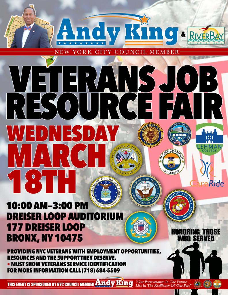 VA job fair
