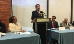 Congressman José E. Serrano spoke at the Community Advisory Boards of Lincoln Medical Center, Morrisania Diagnostic and Treatment Center, and Segundo Ruiz Belvis Diagnostic and Treatment Center Eleventh Annual Legislative Summit. (03/13/2015)