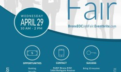 FREE Job Fair, April 29