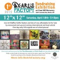 BxArts Factory Fundraiser