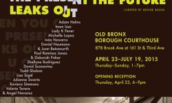No Longer Empty Turns Old Bronx Borough Courthouse into Art Exhibit, April 23rd