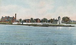 East Bronx History Forum – April 15th 2015 7:30 pm meeting – North Brother Island