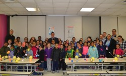 STATE SENATOR JEFF KLEIN FUNDS FREE SPRING BREAK CAMP FOR STUDENTS AT P.S. 83