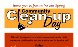 The Throggs Neck Houses Residents Council & Community Board No. 10 Community Clean-up Day