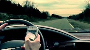 Texting While Driving_Road