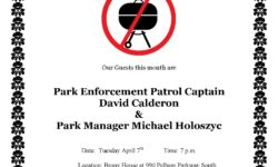 The Pelham Parkway Neighborhood Association invites you to our  April 7th  Community Meeting