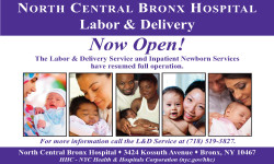 #Not62: North Central Bronx Hospital Labor and Delivery Awareness
