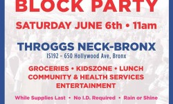 Throggs Neck Block Party