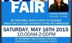 Job Fair 5/16/15