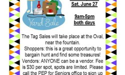 Parkchester Community Tag Sale