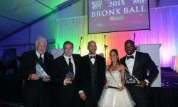 Bronx Ball Honorees 2015
