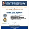 AG Schneiderman_Charities Bureau Presentation_Hostos CC