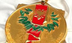 Assemblyman Mark Gjonaj Receives Albania's Highest Medal of Honor
