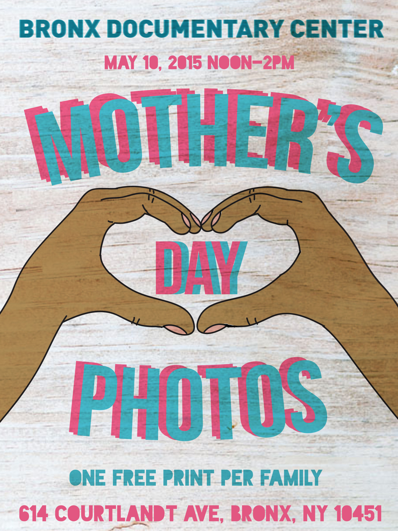 BDC Mother's Day Portraits