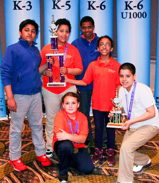 HarlemEast_ChessNationals_Team_Trophy