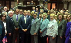 NYS Legislature Honors Albanians for Their Role in Saving Jews During the Holocaust