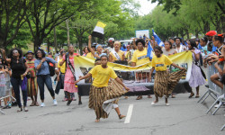 Bronx Week Parade Shows the Many Flavors of the Bronx