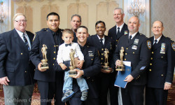 45th Precinct Honors Police Officers and Community Members