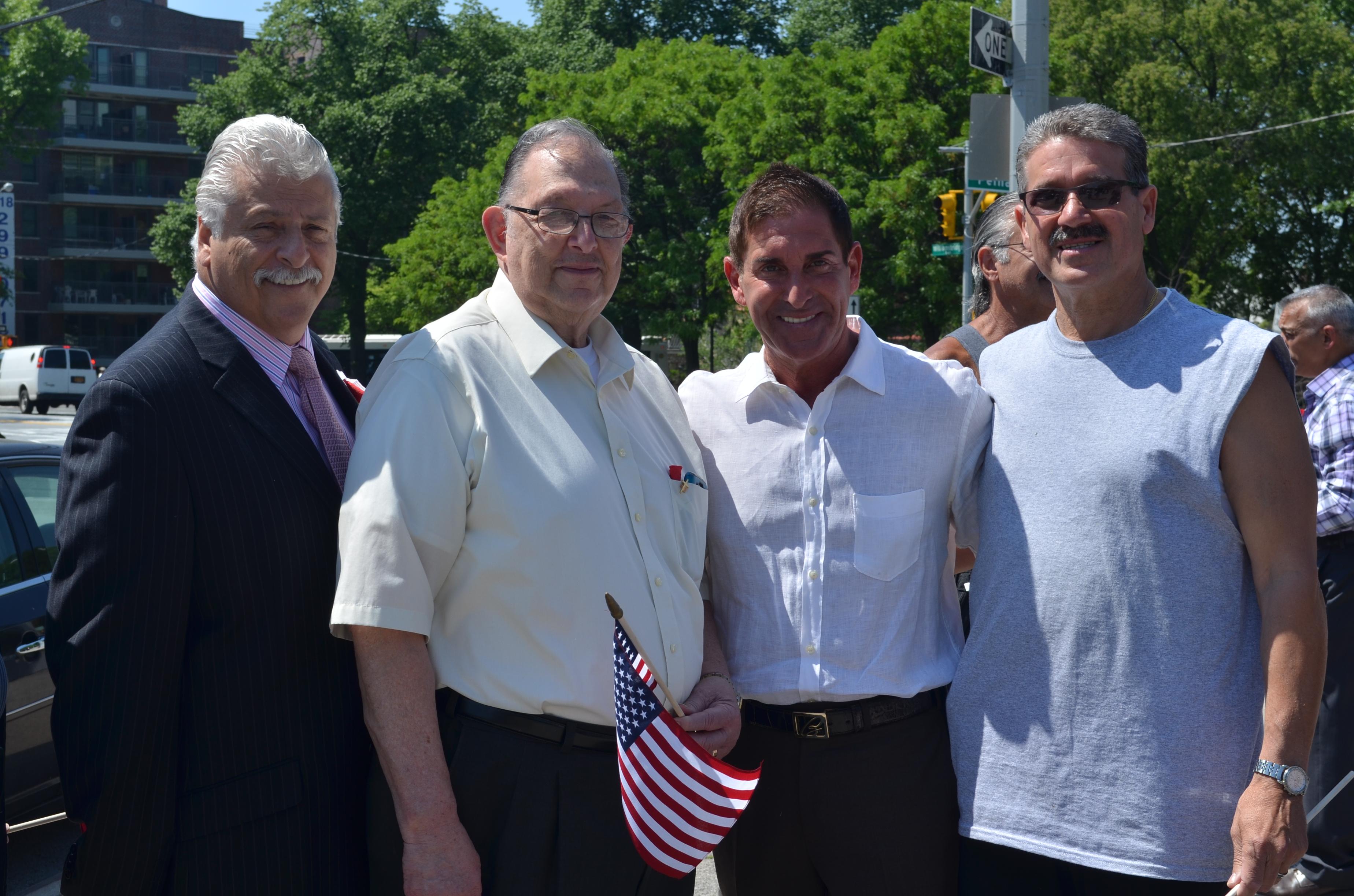Morris Park Memorial Day