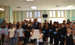 STATE SENATOR JEFF KLEIN ANNOUNCES $18,000 IN PROJECT BOOST FUNDS FOR P.S. 72