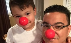 Red Nose Day in the Bronx