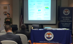 The Bronx Chamber of Commerce and NYC Department of Small Business Services Hosted a Business Educational Workshop