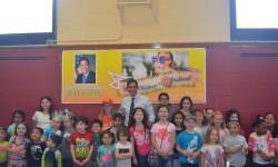 SENATOR JEFF KLEIN HOSTS SPRING CHILDREN'S FESTIVAL AT ST. THERESA SCHOOL