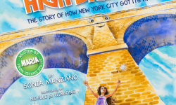 A RENEWED BRIDGE FOR THE BRONX COMES WITH A BOOK