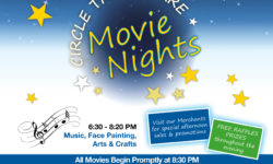 Circle the Square Movie Nights