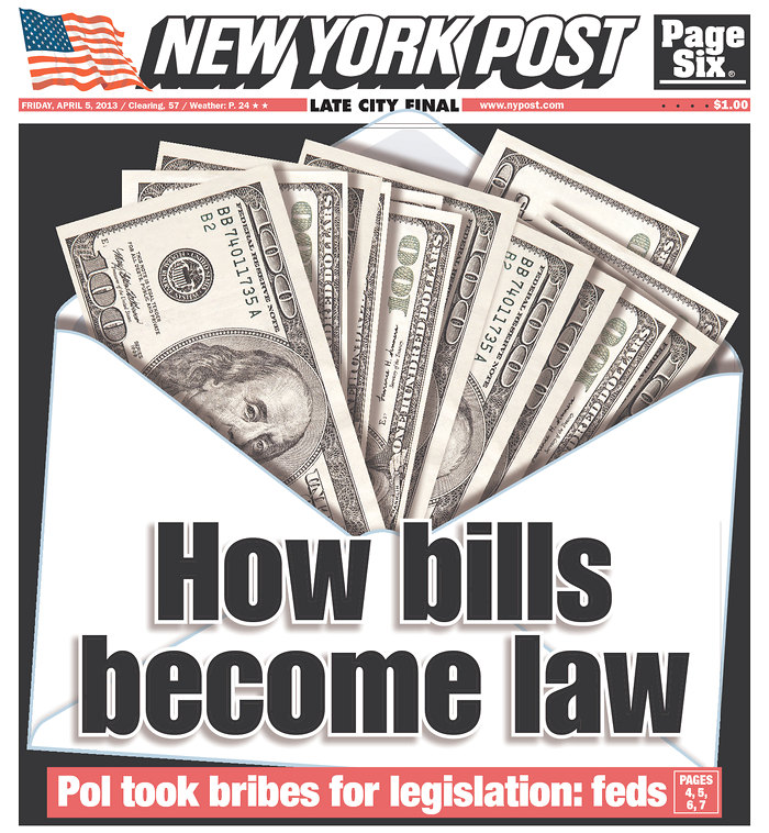 Ethics And Reform In New York And America