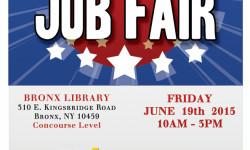 Veterans & Community Job Fair June 19th