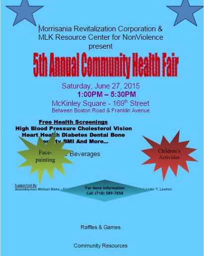 MRC Community Resource Fair_June 27