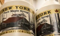 MAPLE SYRUP PRODUCTION IN NEW YORK HITS 70-YEAR HIGH