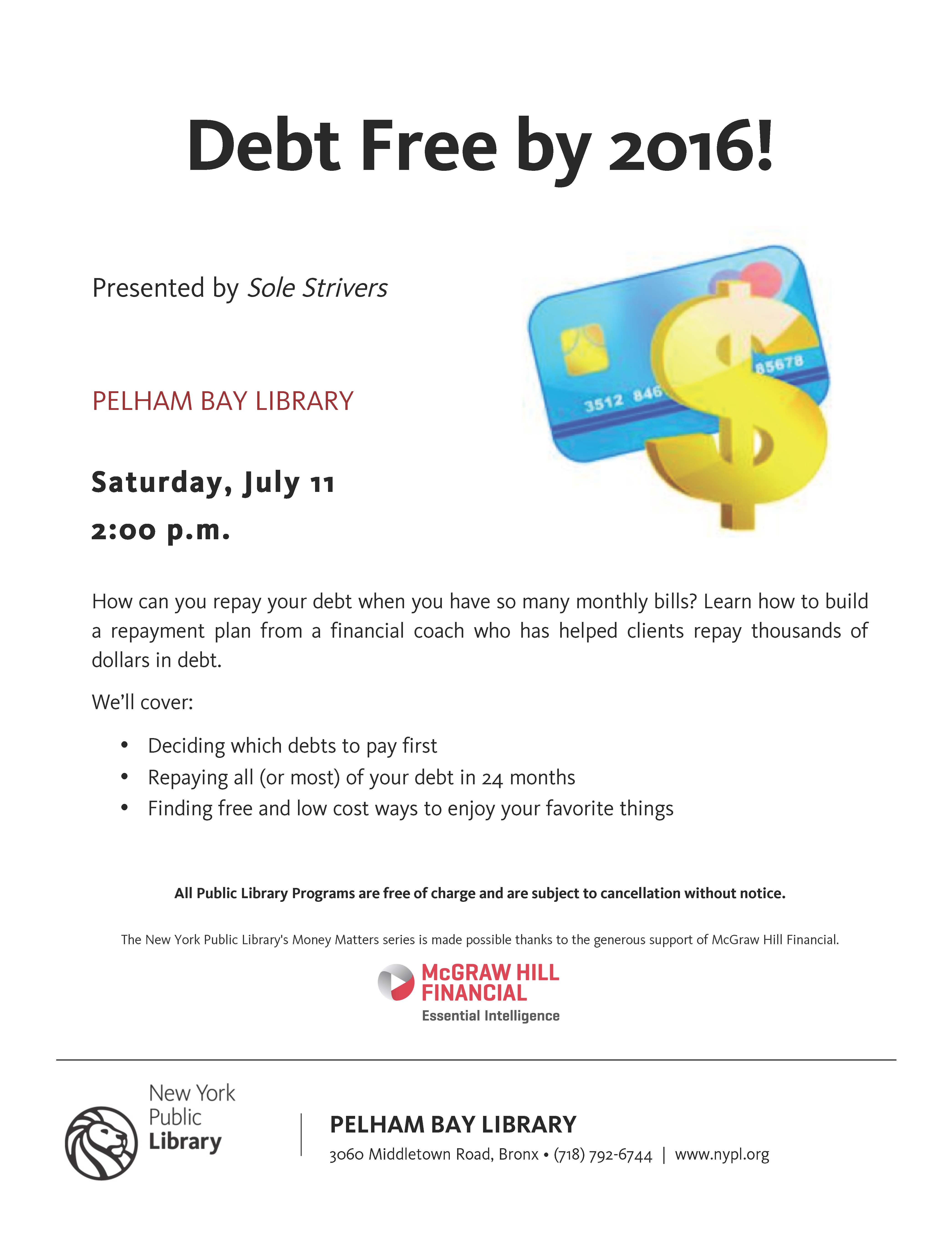 PM-DebtFree AdultJuly11 15