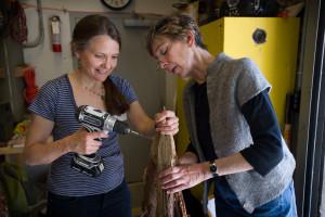 Woodworking Tuteur Workshop