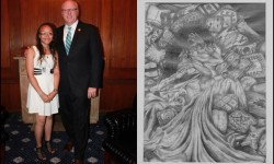 Vice Chair Crowley Announces Winners of 2015 Art Competition for 14th Congressional District