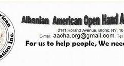 Volunteers Needed By Albanian American Open Hand Assn