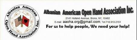 Albanian America Open Hand Assn