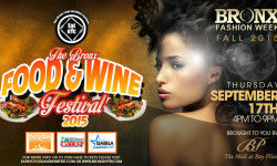 Eat nYc Food And Wine Festival- Bronx Fashion Week