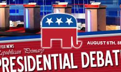 Bronx GOP Presidential Debate Watch Party, 8/6